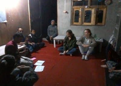 gap year program in nepal