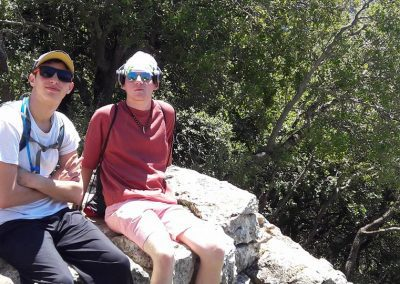 gap year in Golan Heights