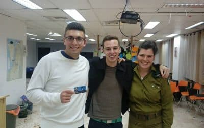 Weekly Updates – Tel Aviv March 30, 2017