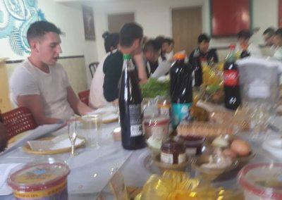 Chag Pesach seder