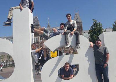 Netherlands Day 1