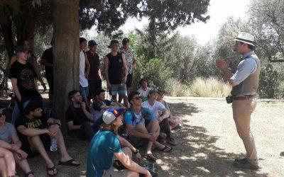 Tasting Experiences At Israel's Kibbutzim