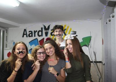 aardvark israel gap year program in israel