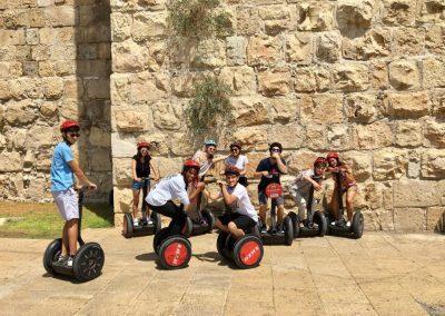 Jerusalem segway