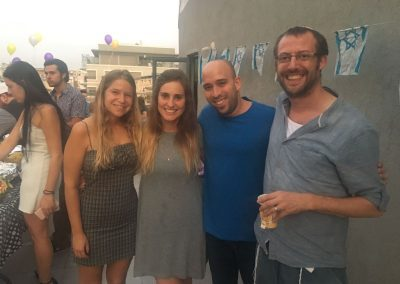 gap year program in israel - aardvark