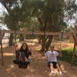 Kibbutz ketura,south of israel in the arava desert