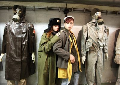Communism and Nuclear Bunker Tour 4