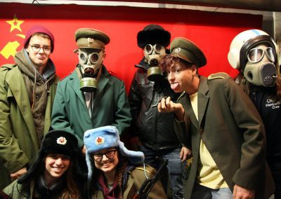 Communism and Nuclear Bunker Tour 6