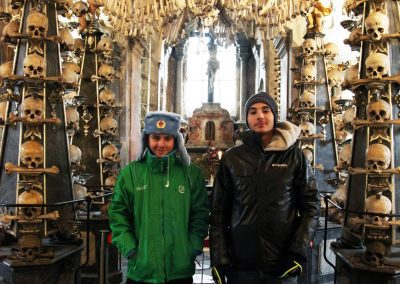 Kutna Hora Bone Church 2