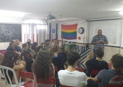 Palestinian speaker