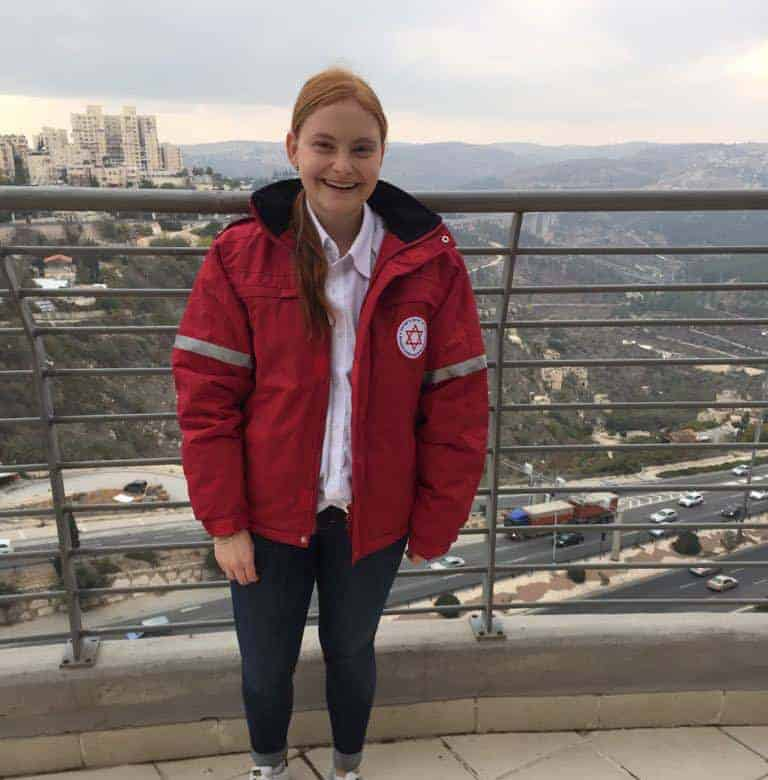 Student of the week - nelly bromberg