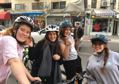 bike tour around Tel Aviv