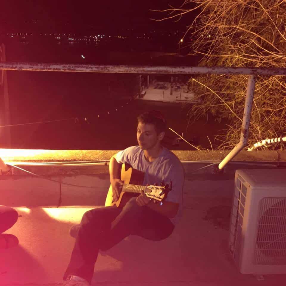Tamir- Student of the week