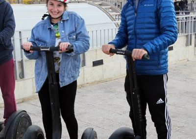 Old City of Jerusalem for a SEGWAY TOUR