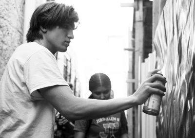 Graffiti Tour , Nahlaot