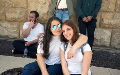 Weekly Updates – Jerusalem April 16, 2018
