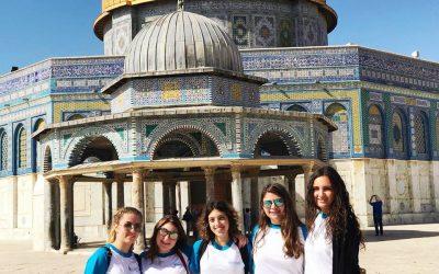 Weekly Updates – Jerusalem October 19, 2018