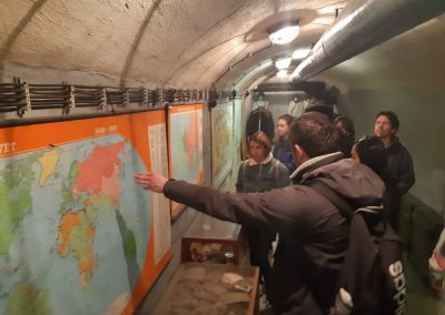 Communism and Nuclear Bunker Tour 11