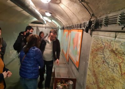 Communism and Nuclear Bunker Tour 12