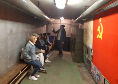 Communism and Nuclear Bunker Tour 14