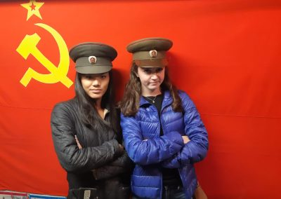 Communism and Nuclear Bunker Tour 16