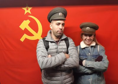 Communism and Nuclear Bunker Tour 17