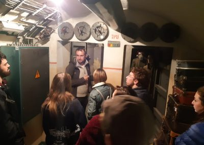 Communism and Nuclear Bunker Tour 7