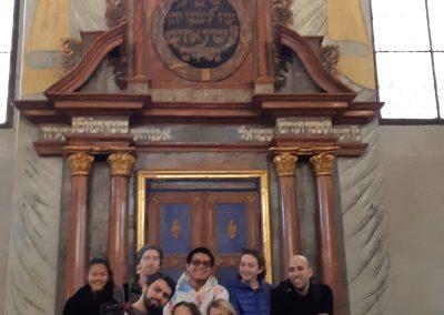 Kolin's Jewish Synagogue