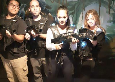 Laser Tag Team B