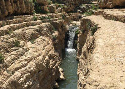 Wadi Qelt near Jerusalem