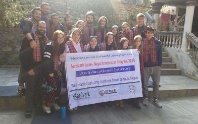 Nepal Cultural Exchange 2019