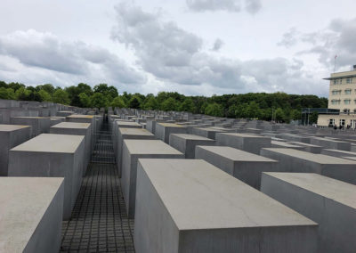 Memorial to the Murdered Jews of Europe (1)
