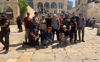 Weekly Updates – Jerusalem September 12, 2019
