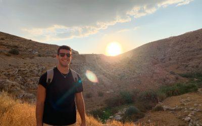 Student of the Week – Jonathan Levit