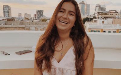 Student of the Week – Carmel Madadshahi
