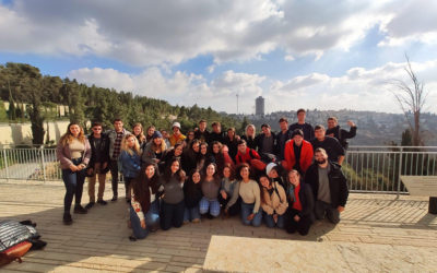 Weekly Updates – Jerusalem December 22, 2019