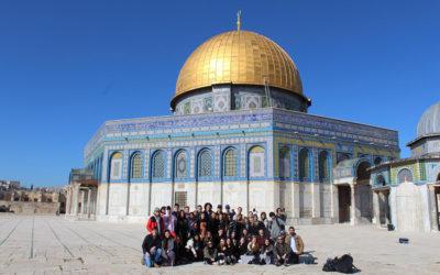 Weekly Updates – Jerusalem January 30, 2020