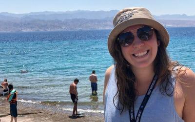 Alumni of the Month – Sarah Pomeranz