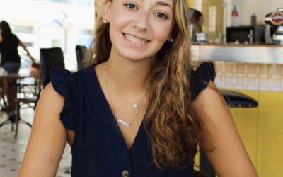Student of the Week –  Hannah Hepner