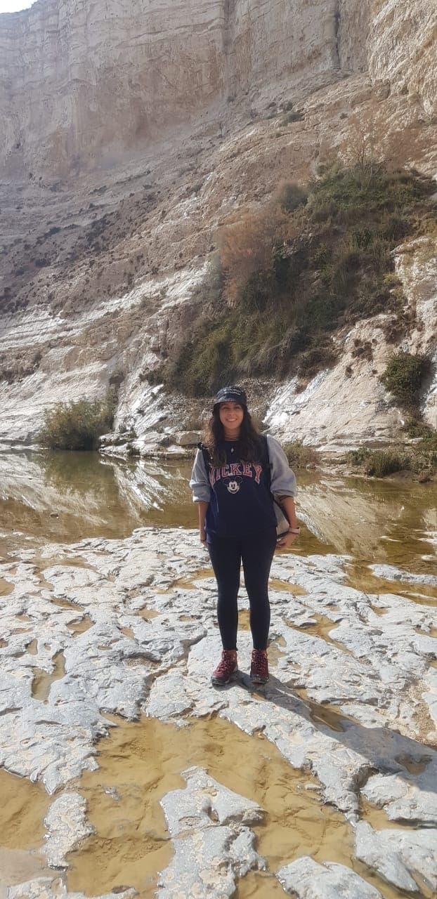 Student of the week – maya laufer