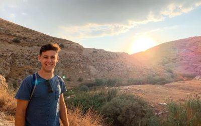 Student of the Week – Ben Newman