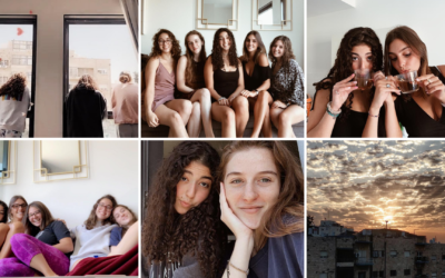 The First Week from Mya Levin, Los Angeles