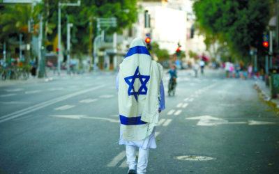 Our Week in Tel Aviv