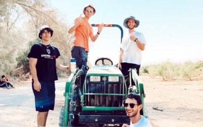Kibbutz Ketura Reflection