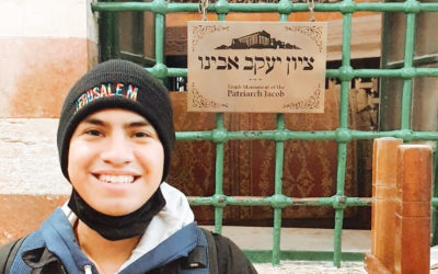 Jerusalem Weekly – December 17th