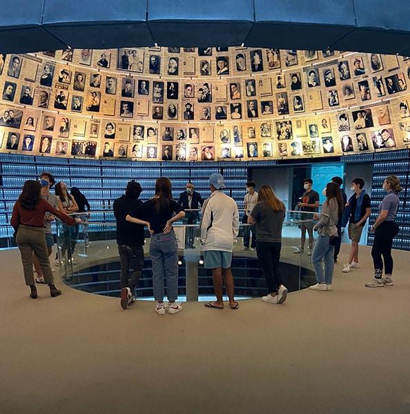 Yad Vashem, the Holocaust Museum