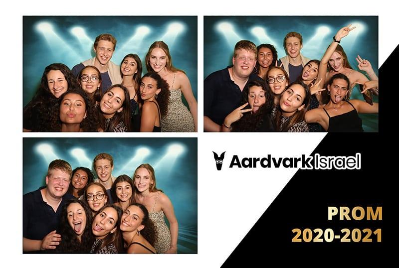 Aardvark israel hosted a prom night
