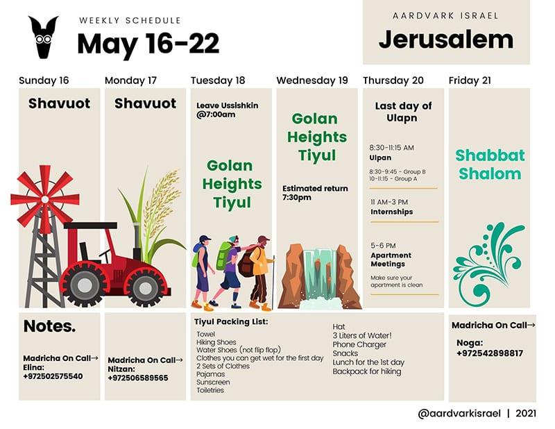 Jerusalem weekly #2 – may 13, 2021