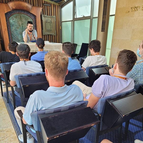 Israeli politics class