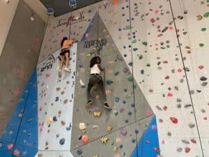 Rock climbing in eilat